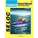 Seloc Service Manual - Yamaha - 1992-97 - Covers All Aqua-Jet/Faze II/Fazer