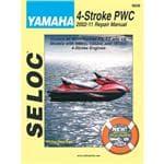 Seloc Service Manual Yamaha All 4-Stroke Engines 2002-2010 - Repair Manual