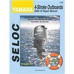 Seloc Service Manual Yamaha All 4-Stroke Engines 2005-2010 - Repair Manual