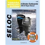 Seloc Service Manual - Yamaha/Mercury/Mariner - 4 Stroke - 1995-04 - Repair
