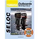 Seloc Service Manual - Yamaha Outboards - 4 Stroke - 1984-96 - Repair Manual