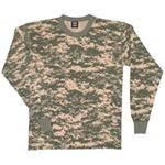 Fox Outdoor Acu Digital Camouflage Long Sleeve T-Shirt