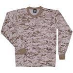 Fox Outdoor Digital Desert Camouflage Long Sleeve T-Shirt