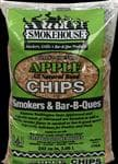 Smokehouse Barbeque All Natural Wood Flavored Chip