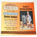 Smokehouse Smoker Recipe Book - Great Helper When Trying New Ideas For Smoking
