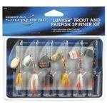 South Bend Trout & Panfish Spinners 6 Per Pack - Fishing Accesspry/Lures
