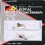 South Bend South Royal Coachman 2 Pack Size 12-14 - Created By Experienced Tiers