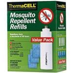 Thermacell Refill Value Pack Unit 48 Hours - One Refill Includes 3 Mats