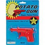 Toysmith Die-Cast Potato Gun - Completey Harmless, Hours Of Fun, Outdoors