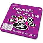Toysmith Magnetic Tic-Tac-Toe Game - Perfect Travel Companion/Famliy Fun